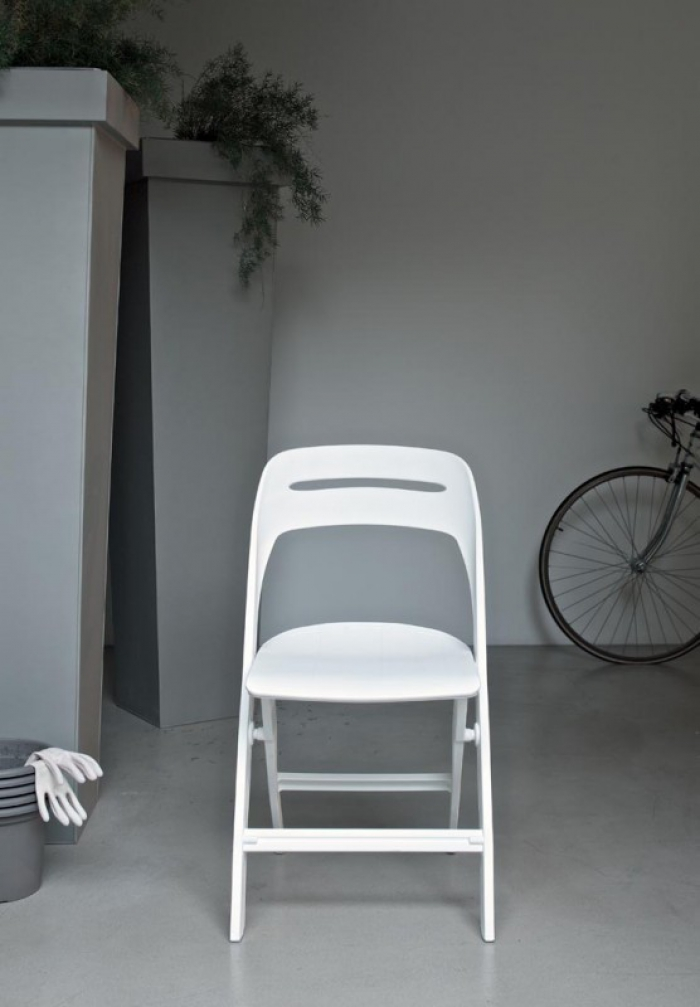 folding chair Gill Ingenia Bontempi