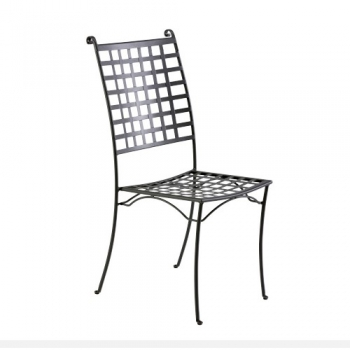 Tosca Vermobil chair garden iron chair