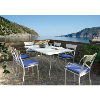 Vermobil Mogan chair with armrests