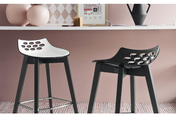 Stool Jam W Connubia by Calligaris