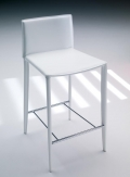 Linda stool by Bontempi with a classic design revisited in a modern key