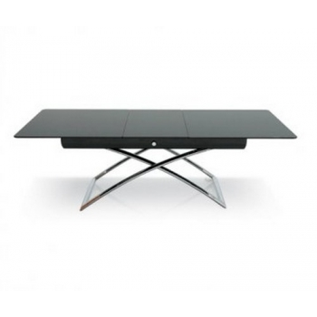 transformable table Magic-J by Calligaris