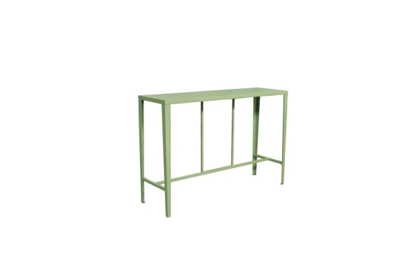 High Table Seaside Vermobil with wheels for gardens