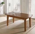 Benedetti classical Bag / AL100 table made entirely of wood