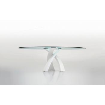 Fixed round table Tonin Casa Eliseo
