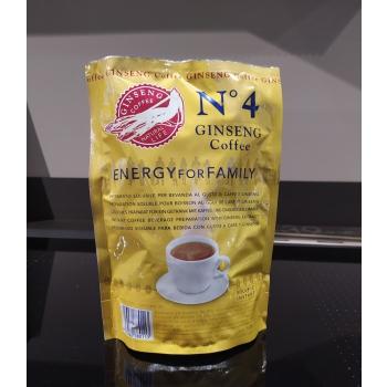 Café ginseng en 20 sachets-dose unique