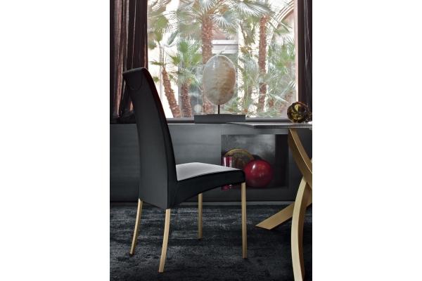 chaises contemporaines - Bontempi