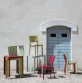 Chaise de jardin empilable Alice par Vermobil