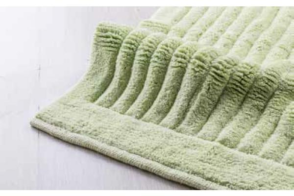 Tapis de bain Softy soft Cipì en coton doux
