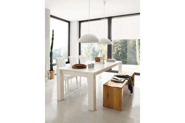 Table fixe en bois Altacorte Stockholm
